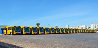 A Londrisul, que faz parte do Grupo Garcia-Brasil Sul (GBS), investiu R$ 30 milhões para aquisição e adaptação da frota que totaliza 145 veículos.