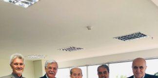 No dia 2 de janeiro, a diretoria da NTC&Logística para o período de 2020 a 2022 tomou posse sob a presidência de Francisco Pelucio.