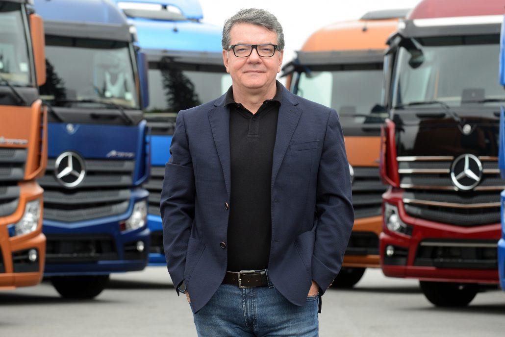 Roberto Leoncini: liderança reflete mudança de postura da empresa