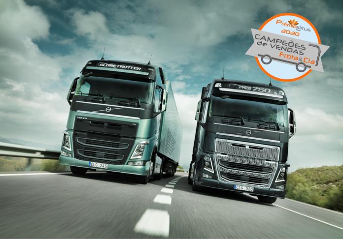 A Volvo foi a montadora que mais se beneficiou do bom desempenho das vendas de caminhões pesados no mercado brasileiro, no ano passado