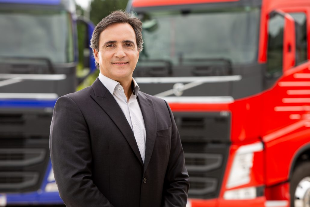 Alcides Cavalcanti: conjunto de fatores positivos explica a preferência dos transportadores pelo Volvo FH 540 6x4T