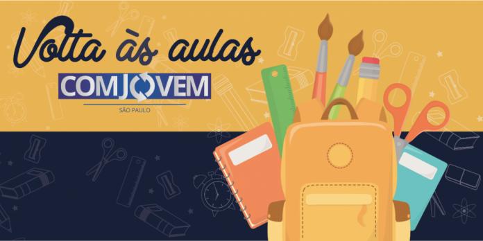O Comjovem está realizando uma ação social em razão da volta às aulas. Por isso, estão sendo arrecadados na sede do Setcesp materiais escolares