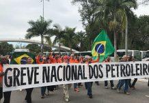 De acordo com a Federação Única dos Petroleiros (FUP), trabalhadores da Petrobrasaprovaram em assembleias um indicativo degrevepor tempo