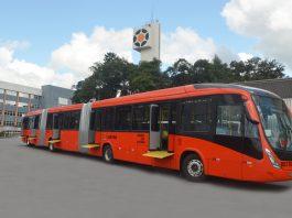 A Marcopolo entrega à Rede Integrada de Transporte Coletivo de Curitiba 199 novos ônibus. Assim, o lote composto por unidades dos modelos Torino