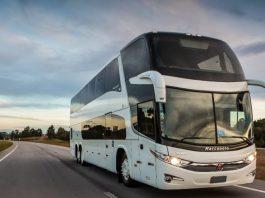 De acordo com o novo gerente de Vendas de Ônibus da Scania Fábio D´Angelo, em entrevista ao Diário do Transporte, a Scania pretende lançar um ônibus