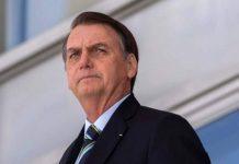 Em uma postagem no Twitter nesta segunda-feira (24), o presidente Jair Bolsonaro destacou o trabalho de homens do Exército, coordenados pelo Ministério da