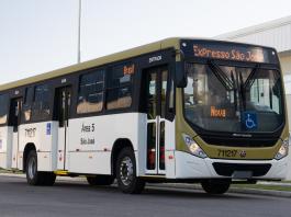 A cidade de Brasília (DF) começa 2020 com 100 novos ônibus Volkswagen na operação do transporte urbano. Sendo assim, os veículos chegam