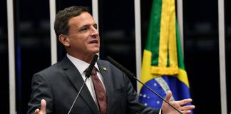 O senador Marcio Bittar (MDB-AC) criticou nesta segunda-feira (17), em Plenário, o projeto de lei (PLS 304/2017) que proíbe, a partir de 2030