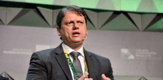 O ministro da Infraestrutura, Tarcísio Gomes de Freitas, prometeu entregar uma obra por semana em 2020. Durante participação no Seminário de Abertura do Legislativo