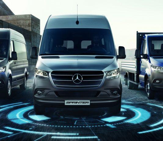 A partir de março, todas as vans Mercedes-Benz Sprinter modelo 20/21 passam a vir equipadas de fábrica com a tecnologia da Sascar. Assim, a montadora