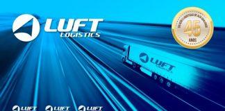 A Luft Logistics acaba de completar 45 anos, oferecendo soluções customizadas para os segmentos de saúde, agronegócio, varejo e e-commerce.