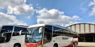 A Busscar acaba de finalizar uma venda para a Rouxinol Transporte e Turismo. Assim, a empresa com sede em Belo Horizonte renovará sua frota com 8 unidades