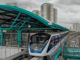 O presidente Jair Bolsonaro vetou nesta quinta-feira um projeto de lei que prevê auxílio de R$ 4 bilhões para empresas de transporte público em razão da pandemia