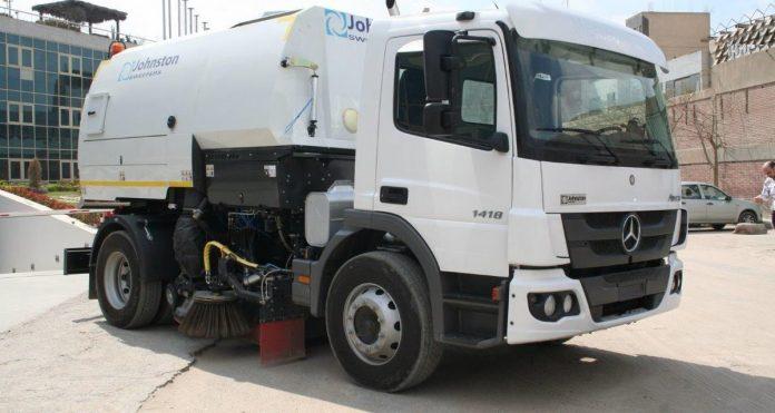 A Mercedes-Benz do Brasil anunciou a venda de 58 caminhões da marca para o Egito. Dessa forma, os veículos da montadora serão utilizados nos serviços