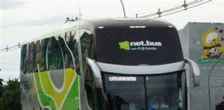 O Governo do Paraná determinou queônibus interestaduais, ou seja, com origem de qualquer estado do Brasil e do Distrito Federal (DF)