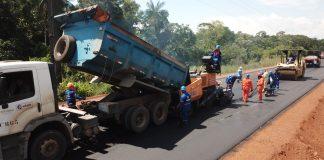 ASeinfra (Secretaria de Estado de Infraestrutura) firmou contratos que somam R$ 39,7 milhões com quatro empresas para obras e serviços de engenharia