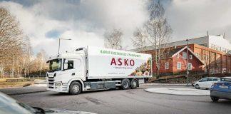 A atacadista borueguesa ASKO colocará em operação dois caminhões elétricos da Scania. Dessa forma, os veículos a bateria circularão em Oslo,