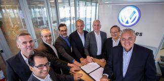 A Volkswagen Caminhões e Ônibus realizará ação buscando se comprometer com a diversidade. Assim, o presidente da VWCO Roberto Cortes,