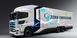 A Toyota e Hino Motors fecharam um acordo para o desenvolvimento de caminhões pesados movidos a hidrogênio. Dessa forma, as empresas