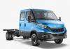 A IVECO, marca da CNH Industrial, lançou condições especiais de compra para a aquisição da nova linha Daily no Brasil. Assim, até o final de maio, o modelo