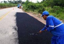 A Secretaria de Estado de Transportes (Setran) continua com os serviços de manutenção rotineira da malha rodoviária estadual. Dessa forma, permitindo