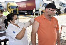 Nesta quarta e quinta, 21 e 22, será realizada na Rodovia dos Lagos (RJ-124) uma campanha de vacinação contra o sarampo. Dessa forma, a