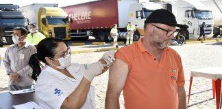 De acordo com o Plano Nacional de Operacionalização da Vacinação contra a Covid-19, ostrabalhadores do transporte coletivo de passageiros
