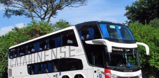 Ontem, 22, voltaram a circular as operações da Viação Catarinense para Cascavel e Foz do Iguaçu. Assim, todos os trechos disponíveis, horários e demais