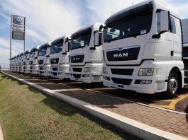 Em agosto, as vendas de caminhões novos no Brasil caíram 15,23% na comparação com os dados de julho. No mês passado foram emplacadas