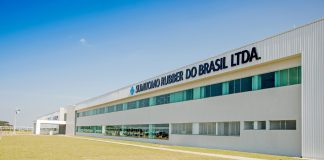 A Sumitomo Rubber do Brasil, empresa japonesa detentora das marcas de pneus Dunlop e Falken, acaba de implementar uma capacidade de produção