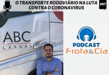 DANILO GUEDES, CEO e Fundador da ABC CARGAS comenta o impacto do coronavírus no transporte automotivo no Podcast Frota&cia