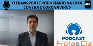 José Maria Gomes, presidente da ABTLP comenta a situação do transporte de produtos perigosos