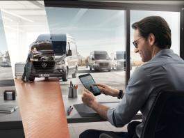 """A Mercedes-Benz lança, nesta segunda-feira, dia 18, a """"Negócios com sua Van"""". Dessa forma, nasce uma plataforma oficial da marca com conteúdos exclusivos"""