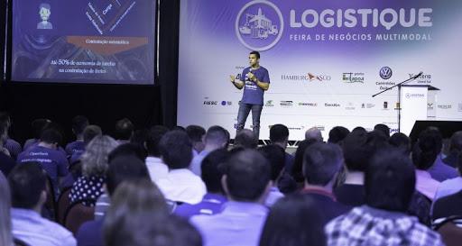A Logistique – Feira e Congresso de Logística e Negócios Multimodais foi transferida dos dias 1º a 3 de setembro para os dias 5, 6 e 7 de outubro de 2020.