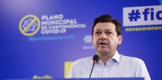 A prefeitura doRecifeplaneja ampliar as medidas de isolamento social por causa da pandemia donovo coronavírus. Além disso, de acordo com o prefeito