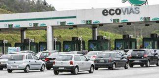 A Ecovias, administradora do Sistema Anchieta-Imigrantes, passará aceitar o pagamento de pedágio com cartões de débito e crédito que possuam