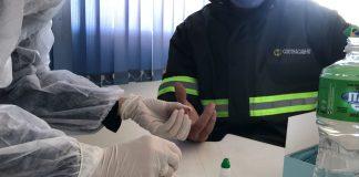 A Cooperativa Dos Transportadores Autonomos Rodoviarios de Cargas do Rio Grande - Cootracam - realizou nesta quarta-feira, 10, uma operação de testagem