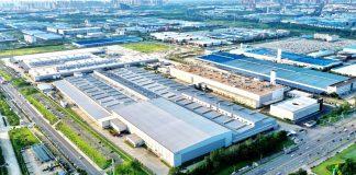 Agora foi a vez da fábrica de Chengdu, na China, da Volvo Cars, passará a ter 100% de sua energia proveniente de fontes renováveis.
