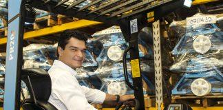 A fabricante de equipamentos Paletrans Empilhadeiras mantém umatendimento rápido do mercado mesmo durante a quarentena.
