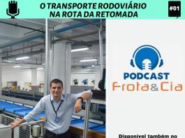 Guilherme Juliani, Presidente e CEO da Flash Courier participa do Podcast Frota&Cia