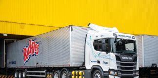 Depois de divulgar, na semana passada, a entrega dos quatro primeiros caminhões movidos a GNV e/ou biometano, produzidos pela marca no país