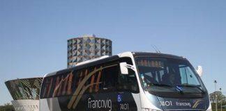 A FRANCOVIG Transportes, operadora de transporte de São José dos Pinhais, na Grande Curitiba, acaba de adquirir três novos micro-ônibus Volare