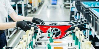 A Toyota do Brasil retoma a produção de suas fábricas no Estado de São Paulo de maneira gradual a partir de hoje, 22 de junho.