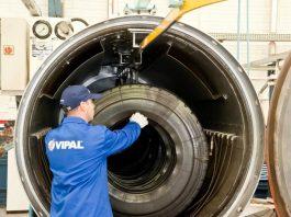 A Vipal Borrachas, fabricante especializada em produtos e serviços de restauração de pneus, está oferecendo cursos online em sua plataforma