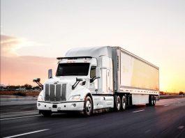 Uma empresa americana chamada TuSimple promete concluir, até 2024, a primeira rede de entregas com caminhões autônomos.