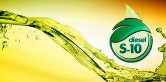 A Petrobras anunciou, nesta segunda-feira (13), novo recorde de produção do diesel S-10, que é menos poluente. Dessa forma,