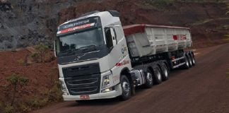 Um dos maiores transportadores brasileiros em seu setor, a mineira Lenarge acaba de adquirir 200 unidades do Volvo FH. Com isso, a empresa está
