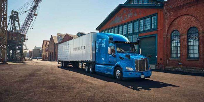 Uma Transportadora nos Estados Unidos, começou a testar tecnologia de veículos autônomos Waymo. Assim, os testes utilizarão