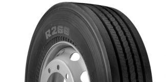 A Bridgestone, acaba de lançar o modelo radial R269, voltado para o segmento rodoviário. Desenvolvido com tecnologias e design específico