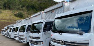 A Indústria de Panificação Repri acaba de adquirir dez unidades do Delivery 11.180 V-Tronic. Assim, o investimento na renovação